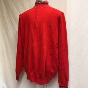 Polo Ralph Lauren Men's Half Zip Pullover - Tall L